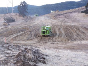 Site and Road Construction in Rapid City, Black Hills, Dickinson ND