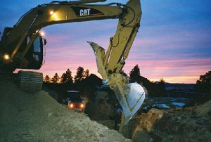 Utility Construction in Rapid City, Black Hills, Dickinson, ND
